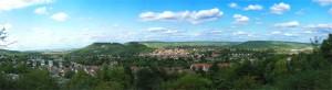 Panoram von Weinsberg