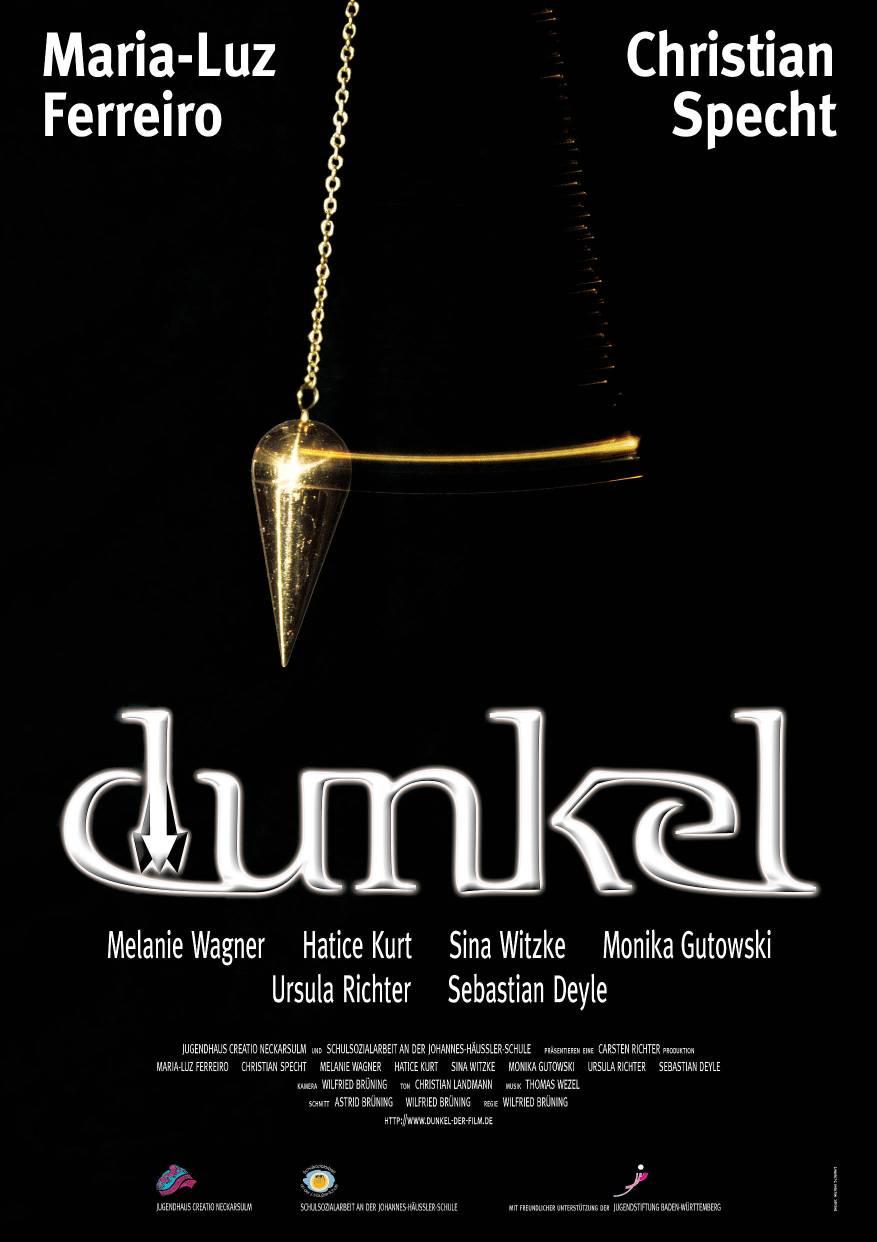 """Dunkel - Ein Spielfilm zu Thema """"Okkultismus"""" von Jugendlichen für Jugendliche"""