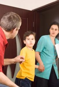 Wenn es Streit um den Aufenthalt des Kindes gibt, wird ein Verfahrensbeistand bestellt