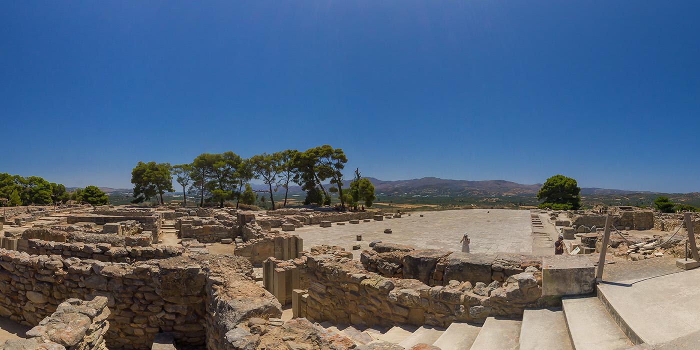 Palast von Phaistos